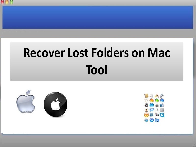 software to recoverfolder data on Mac