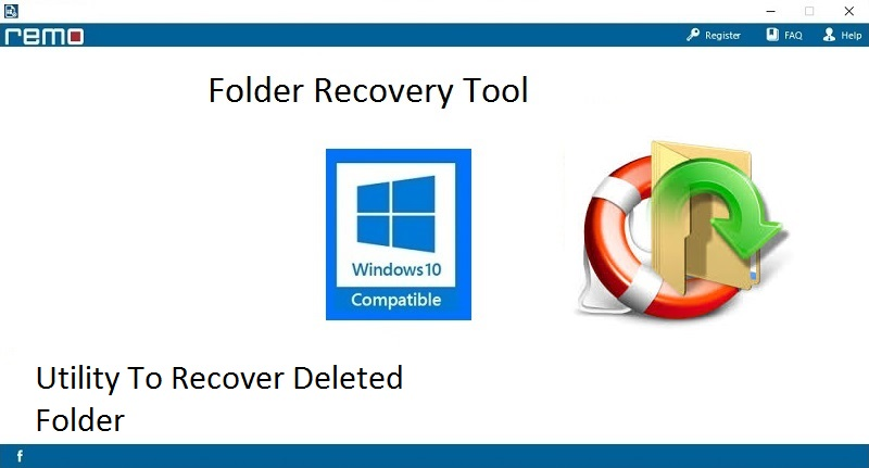 Software to perform folder data recovery.
